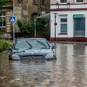 Die Hochwasser-Katastrophe vom Juli 2021 sorgte auch in Hagen für chaotische Zustände.