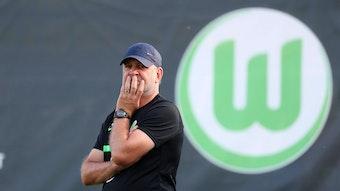 Jörg Schmadtke, Manager des VfL Wolfsburg.