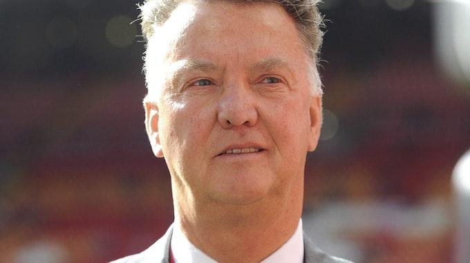Ex-Bayern-Trainer Louis van Gaal ist seit 4. August neuer Nationaltrainer der Niederlande.