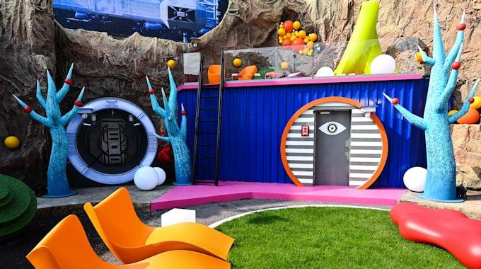 """Der """"Big Planet"""" von Promi Big Brother 2021 auf Sat.1"""