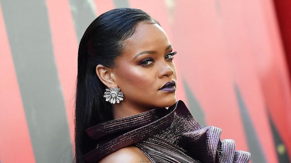 """Popsängerin Rihanna am 5. Juni 2018 bei der Premiere von """"Ocean's 8"""" in New York"""