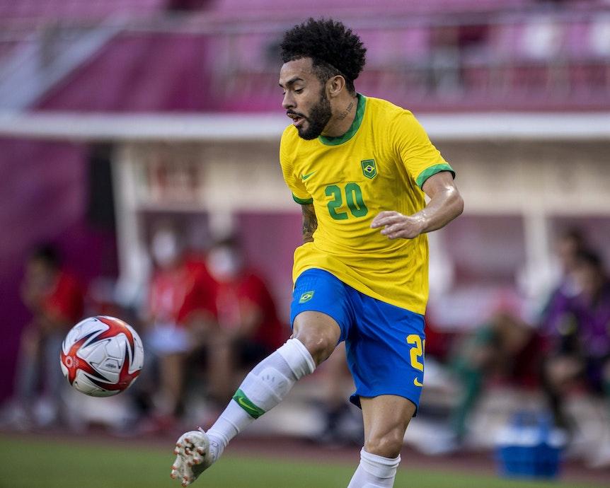 Claudinho könnte als Olympiasieger zu Zenit St. Petersburg wechseln.