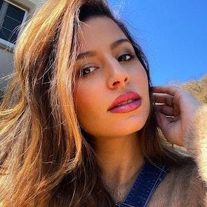 Eva Benetatou auf einem Instagram-Selfie vom 12. März 2021. Download am 31. Mai durch Simone Jülicher