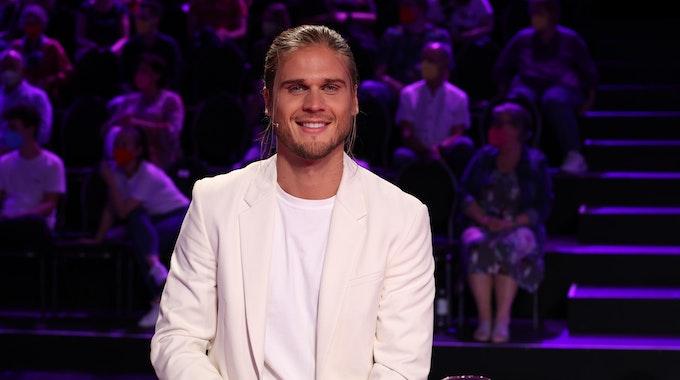 """Rúrik Gíslason in der RTL-Show """"5 gegen Jauch"""", Ausstrahlung am 7.8.2021"""