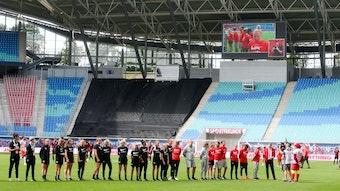 RB Leipzigs Frauenteam könnte nach sieben Neuzugängen noch immer wachsen.