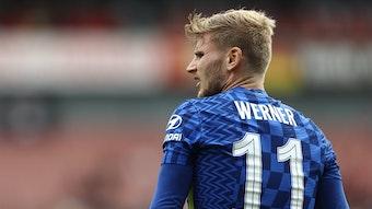 Timo Werner könnte starke Konkurrenz bekommen beim FC Chelsea.