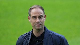 RB Leipzigs Vereinsvorsitzender Oliver Mintzlaff