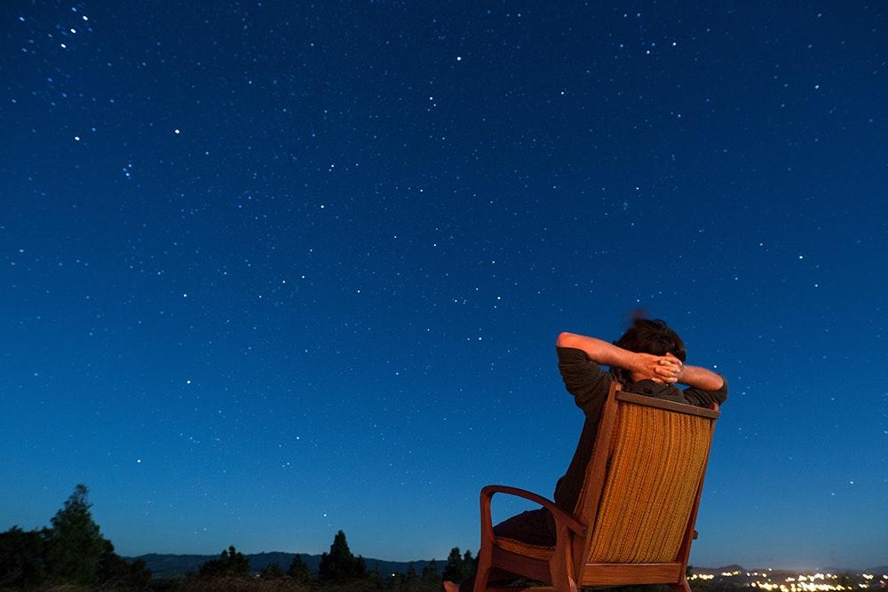 Viele Sternschnuppen sollen in der Nacht vom 12. Auf den 13. August zu sehen sein - pünktlich zu den 90 Millionen Euro im Eurojackpot.
