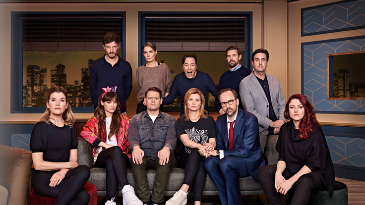 Offizieller Cast der zweiten Staffel LOL: Last One Laughing