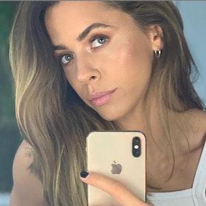 Selfie von Vanessa Mai auf ihrem Instagram-Account, hochgeladen am 8. Juni 2019.