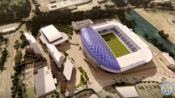 Leicester City hat am 12. August 2021 Pläne für den Ausbau des King Power Stadiums veröffentlicht. Nach einer Machbarkeitsstudie und Fan-Befragung könnte ab 2022 gebaut werden.