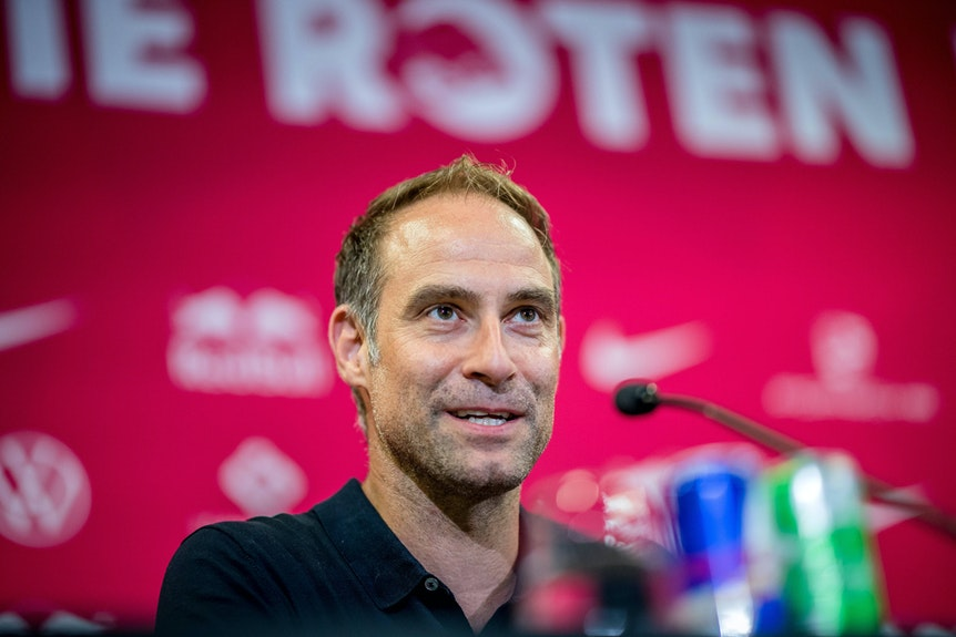 Hat es nun Schwarz auf Weiß, dass er den Klub gut und erfolgreich führt: RB Leipzigs Geschäftsführer Oliver Mintzlaff.