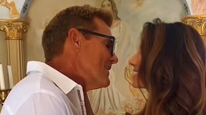 Dieter Bohlen hat am 14. August ein Video bei Instagram gepostet, das bei seinen Fans die Frage nach einer heimlichen Hochzeit aufwirft