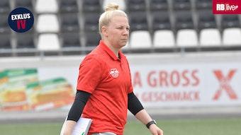 Katja Greulich hat mit den RB-Frauen Großes vor.