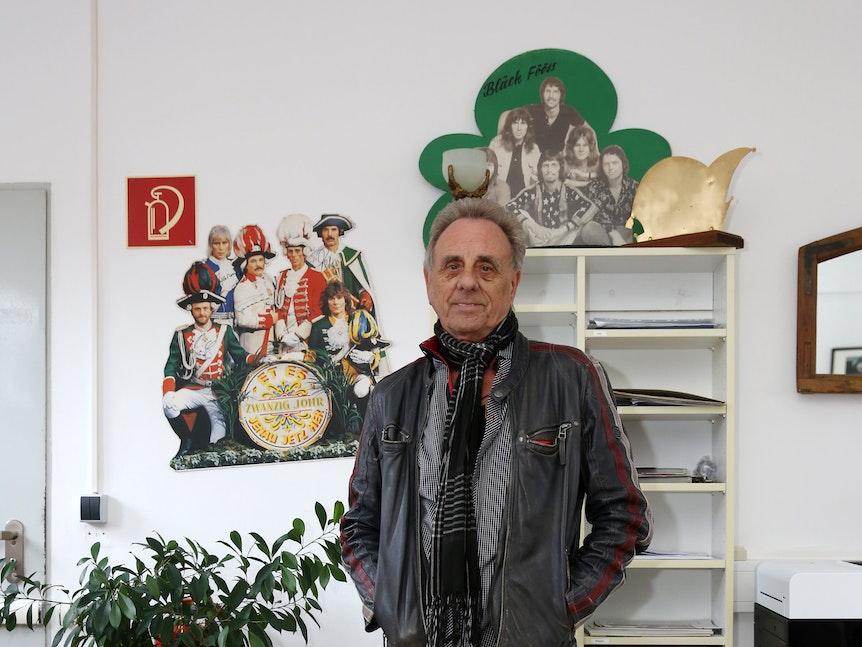 Büro der Bläck Fööss Interview (Köln-Gespräch) mit Erry Stoklosa
