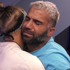 Die Zuschauer haben entschieden: Rafi Rachek muss gehen. Titel: Promi Big Brother 2021