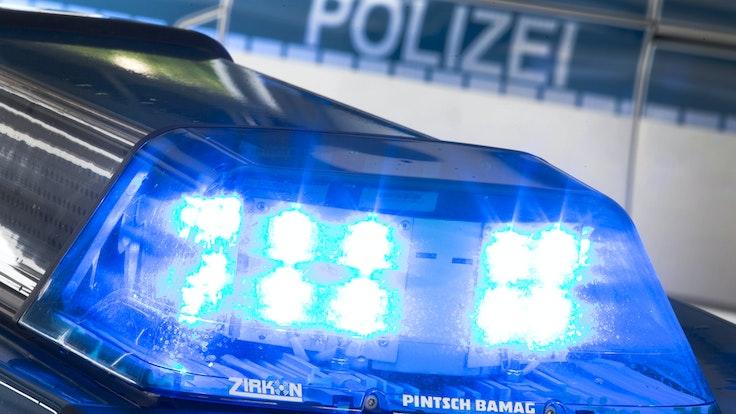 Junge wieder da: Der Elfjährige ist wohlbehalten zurück. Das undatierte Symbolfoto zeigt ein Blaulicht der Polizei.