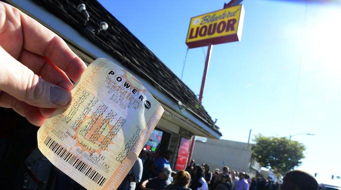Die Wahrscheinlichkeit, bei der australischen Powerball-Lotterie zu gewinnen, liegt bei Eins zu 134 Millionen.