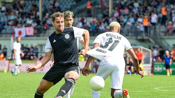 Tennis Borussia Berlin gegen den Berliner AK