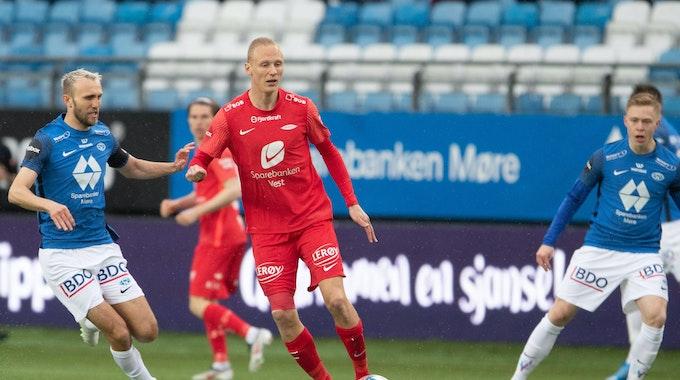 Kristoffer Barmen spielt für den Brann SK Bergen.