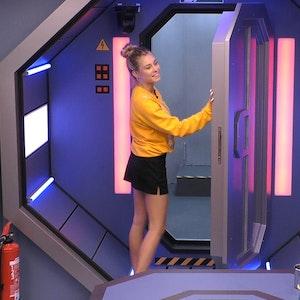 Promi Big Brother 2021: Payton Ramolla muss an Tag 15 gehen