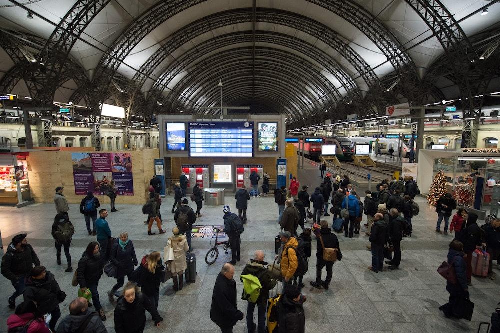 Deutsche Bahn Streik Im Personenverkehr Ab Montag 23 August Express