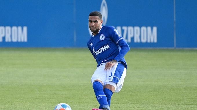 Omar Mascarell verlässt den FC Schalke 04 in Richtung seiner spanischen Heimat.