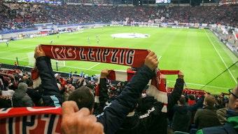 Die Red Bull Arena von RB Leipzig war gegen Tottenham zuletzt ausverkauft.