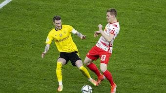 Marco Reus und Marcel Halstenberg werden wohl doch keine Teamkollegen beim BVB.
