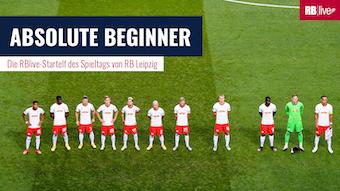 Absolute Beginner: Die mögliche Startaufstellung von RB Leipzig gegen den FC Bayern München.