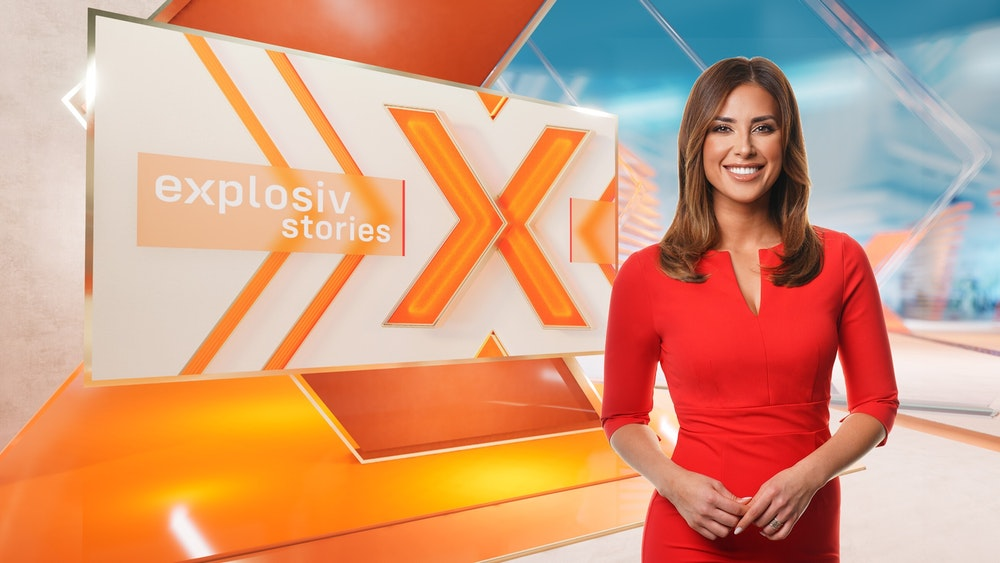 """Jana Azizi moderiert """"Explosiv"""" und """"Explosiv Stories"""": Die RTL-Moderatorin wurde nun Opfer eines Hackerangriffs."""