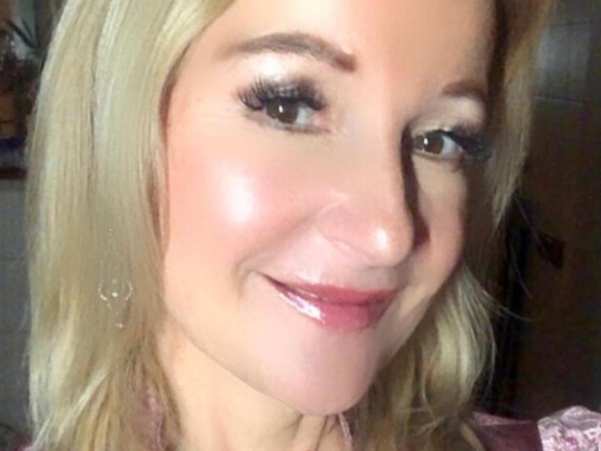 """Barbara Osthoff auf ihrem Instagam-Post vom 19.Dezember 2020. Der Fake-Account """"elyjahwoop_private"""" (inzwischen gesperrt), schrieb Barbara Osthoff auf Instagram an und startete die Betrüger-Falle."""