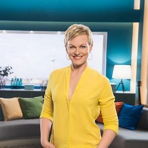 Karen Heinrichs, Moderatorin des SAT.1-Frühstücksfernsehen.
