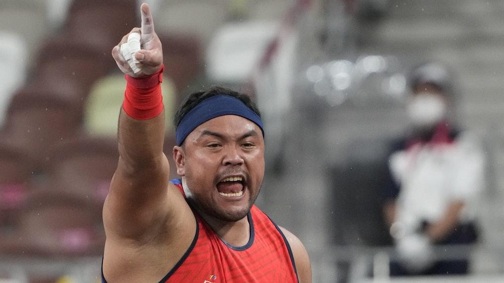Muhammad Ziyad Zolkefli bei den Paralympischen Spielen.