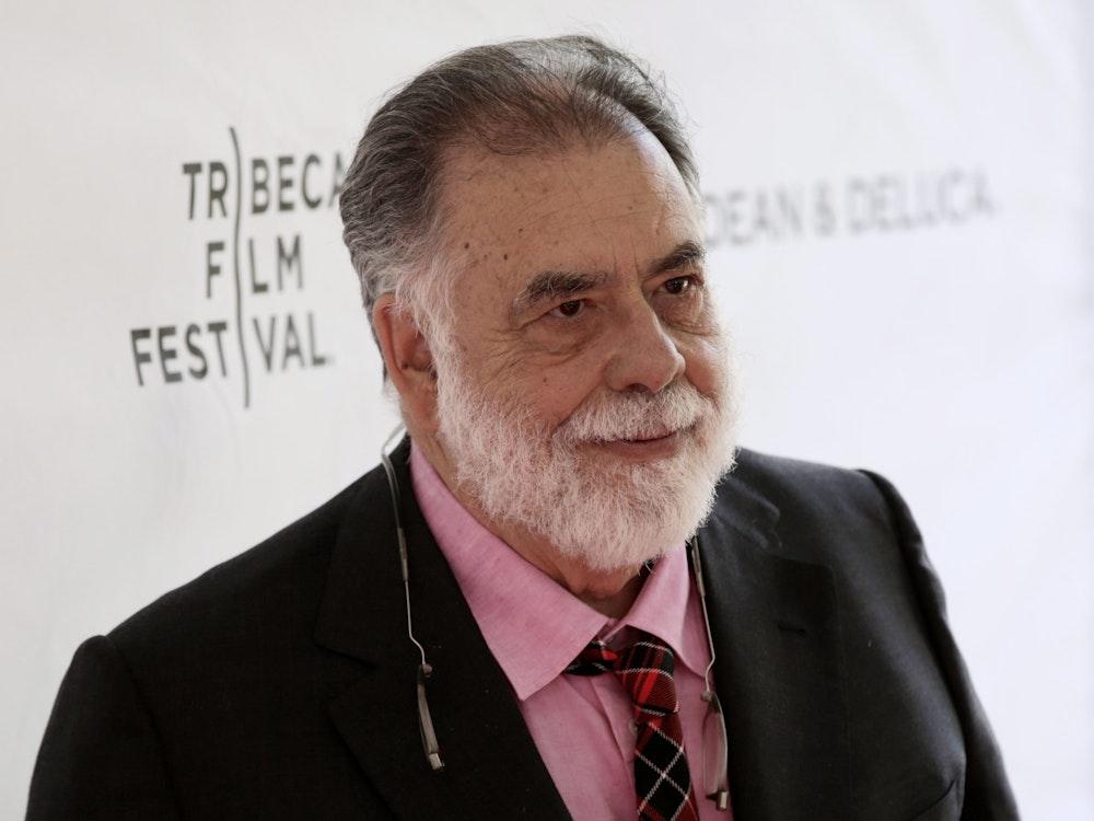 Francis Ford Coppola steckt 100.000 Millionen in ein neues Projekt.