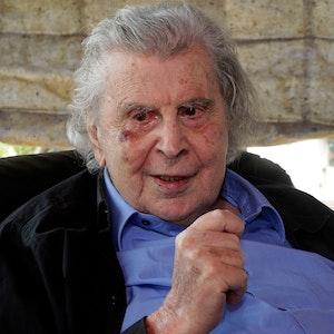 Komponist Mikis Theodorakis (hier ein Foto vom 24. Februar 2015) ist tot.
