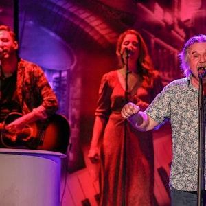 Tommy Engel bei seinem Konzert am 3. September 2021 in der Volksbühne am Rudolfplatz.