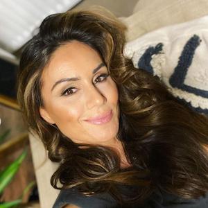 Nazan Eckes, hier auf einem Instagram-Selfie im Dezember 2020, spricht über das schwere Schicksal ihres Vaters.