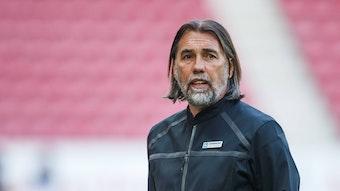 Martin Schmidt, Sportdirektor des FSV Mainz 05.