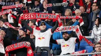 Fans von RB Leipzig können Tickets für das Spiel gegen Köln kaufen.
