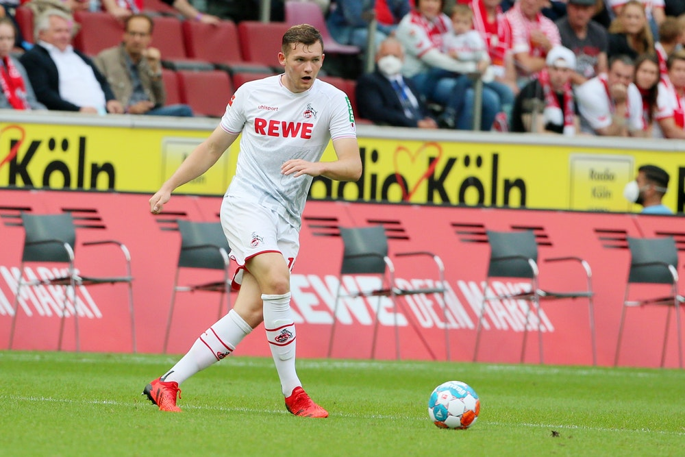 1. FC Köln proposes buy possibility for Luca Kilian .  secure