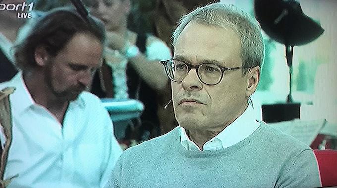 Peter Peters, DFB-Interimspräsident.