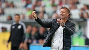"""""""Das ist eine Prüfung für uns, den Entwicklungsstand zu zeigen"""": Jesse Marsch vor dem Duell mit dem FC bayern München."""