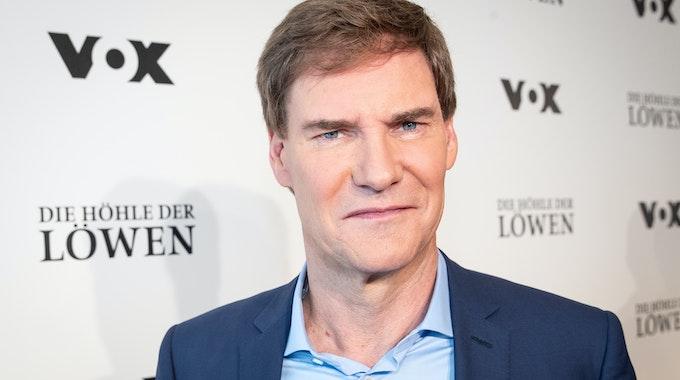 """Carsten Maschmeyer redet über seine Sucht. Auf unserem Foto ist er beim VOX-Interviewtag zu """"Die Höhle der Löwen"""" zu sehen."""