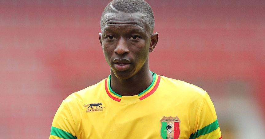 Amadou Haidara bei der Nationalmannschaft von Mali (Symbolbild)