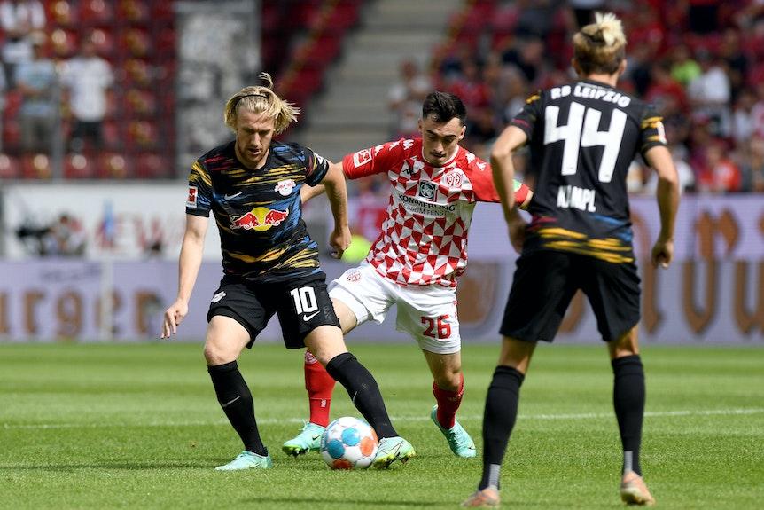 Kevin Kampl und Emil Forsberg spielen zu selten bei RB Leipzig, findet Lothar Matthäus.