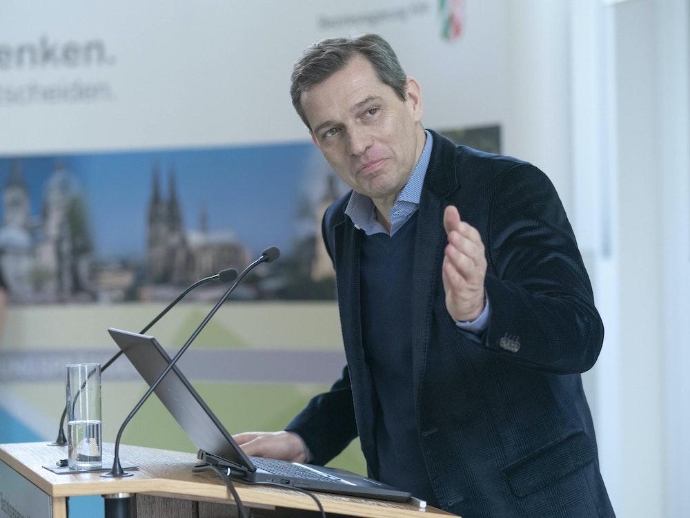 Michael Mronz engagiert sich für Olympische Spiele an Rhein und Ruhr.