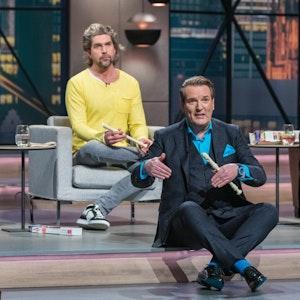 """Foto von """"Die Löwen"""" Nils Glagau und Ralf Dümmel vom 06. September 2021 gedownloadet von TVNOW"""