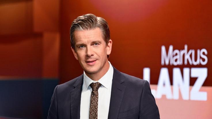 """Markus Lanz, Moderator der ZDF-Talkshow """"Markus Lanz"""", führte am 7. September mit seinen Gästen Gerhart Baum, Karin Prien, Hasnain Kazim und Ahmad Mansour eine lebhafte Diskussion zum Thema Gendern."""