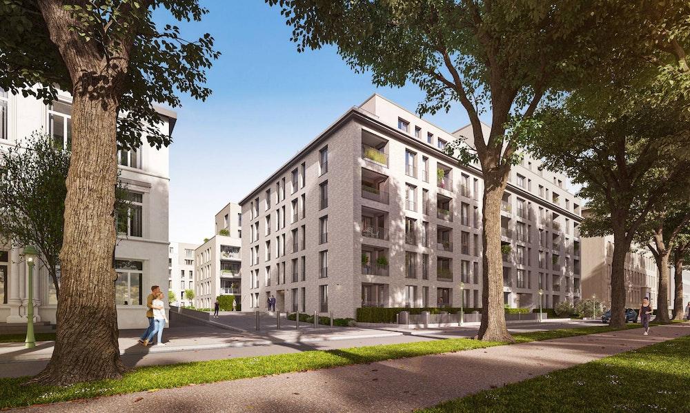 Das Constance Projekt an der Poppelsdorfer Allee – Leben im Herzen von Bonn.